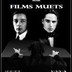 Affiche film muet
