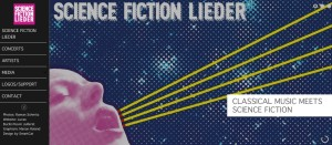 science fiction lieder siteweb